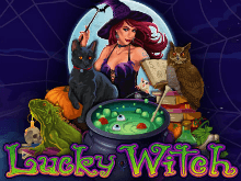 Lucky Witch в казино